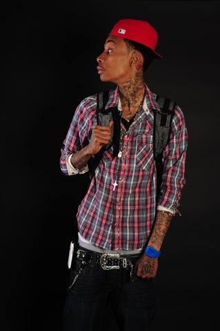 WIZ KHALIFA Know Your NameWiz Khalifa Clothing Style