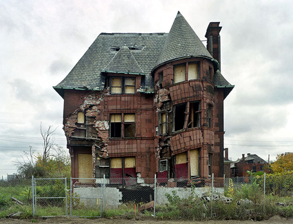 "Yves Marchand et Romain Meffre : ""The Ruins of Detroit"""