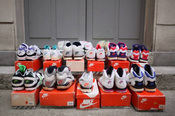 Exposition : Air Trainer Pedia - Ugly Mely Fete Ses 5 Ans