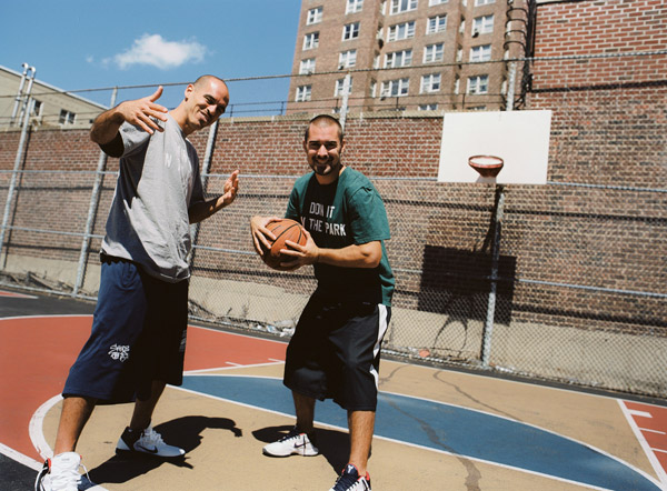 Docu : « Doin' It In The Park », la légende du streetball new-yorkais
