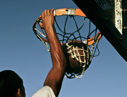 Streetball : 10 playgrounds pour jouer au basket à Paris