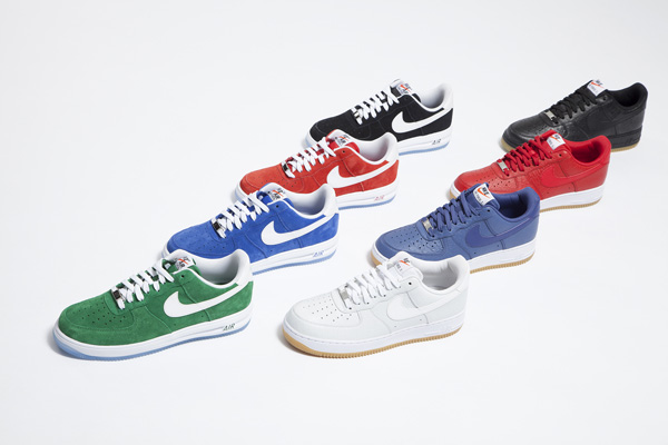 Collection B-Ball - Nike Air Force One