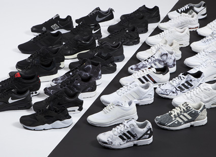 Sneakers - Foot Locker lance 150 paires en 28 jours