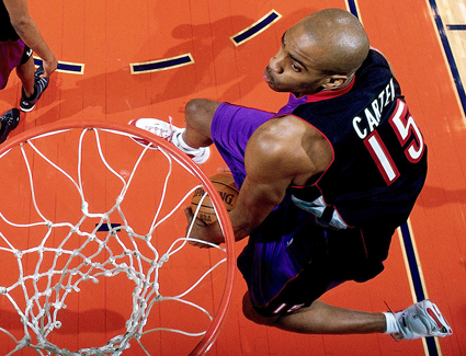 All Star Game : Et Vince Carter survola le Slam Dunk Contest de l'an 2000