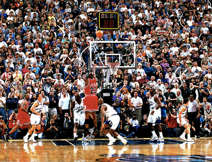 Replay : le match 6 des Finales NBA 1998 entre Chicago et Utah